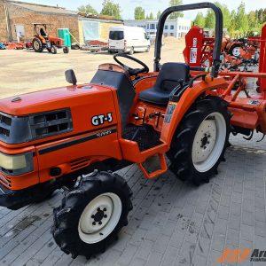 Lietots traktors Kubota GT 3DT