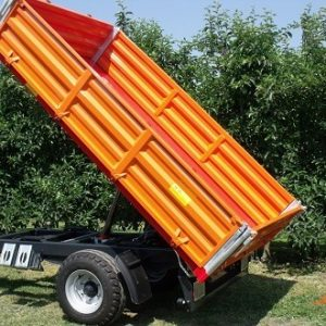 Piekabe MCMS Warka 4000 kg