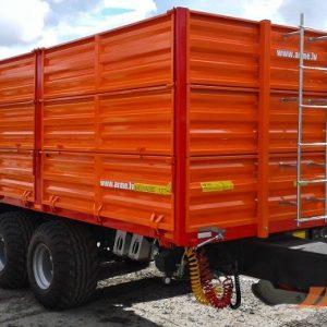 Piekabe Warka McMs 12000 kg