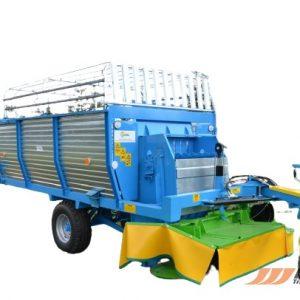 Zāles pļāvējs – savācējs/lopbarības kombains T635