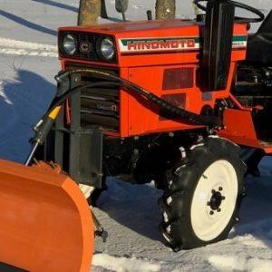 Sniega lāpstas AGM LNS sērija
