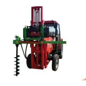Hidrauliskais augsnes urbis M-25 MCMS
