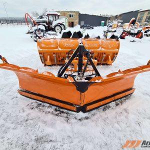 Sniega lāpsta Spawex divdaļīga