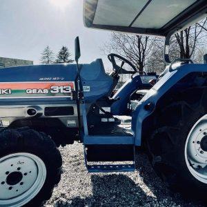 Iseki lietoti traktori