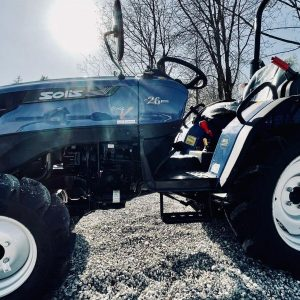 Solis traktori