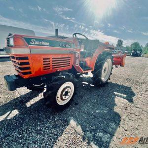 Kubota lietoti traktori