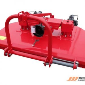 Pļaujmašīna - smalcinātājs MCMS