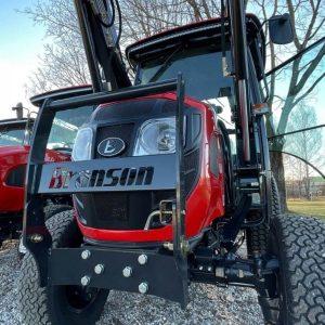 Branson traktori