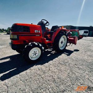 Lietots minitraktors Kubota GT-5