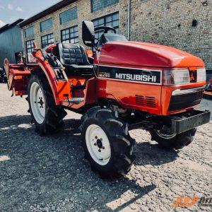Mitsubishi lietoti traktori