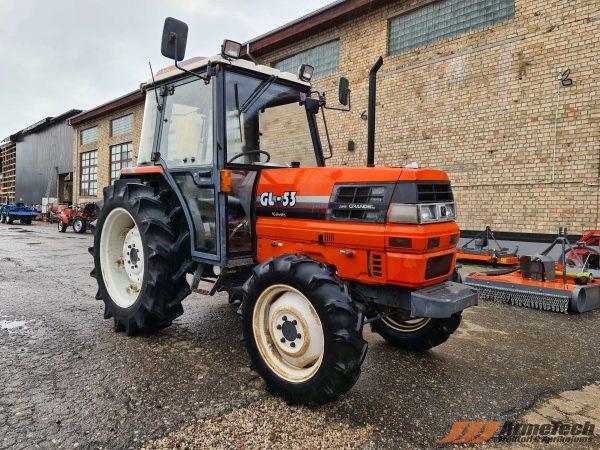 Lietots traktors Kubota GL53