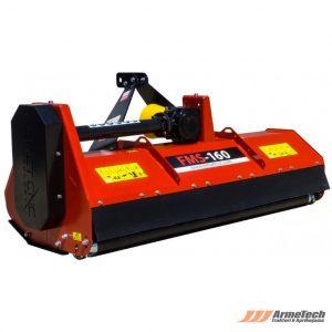 Smalcinātājs-mulčeris mini traktoriem